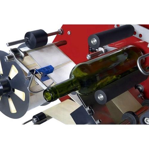 Etiquetadora semiautomática 2 cabezales
