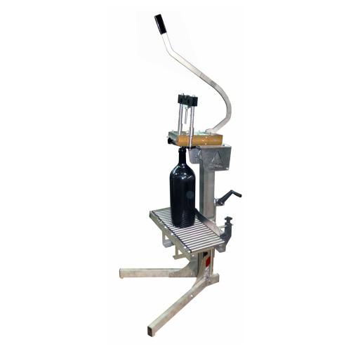 Taponadora manual reforzada para Magnum con cinta