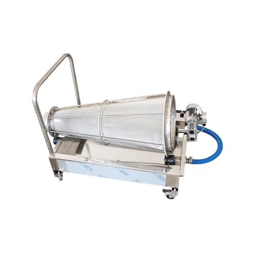 Filtro giratorio automático